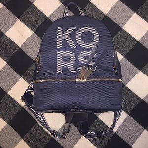 MICHAEL KORS RHEA ZIP BACKPACK 🎒